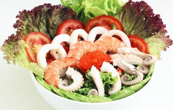 5 món hải sản ngon tại các nhà hàng